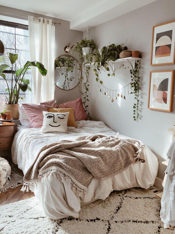 Awesome Boho Chic Bedroom Decor Ideas 19