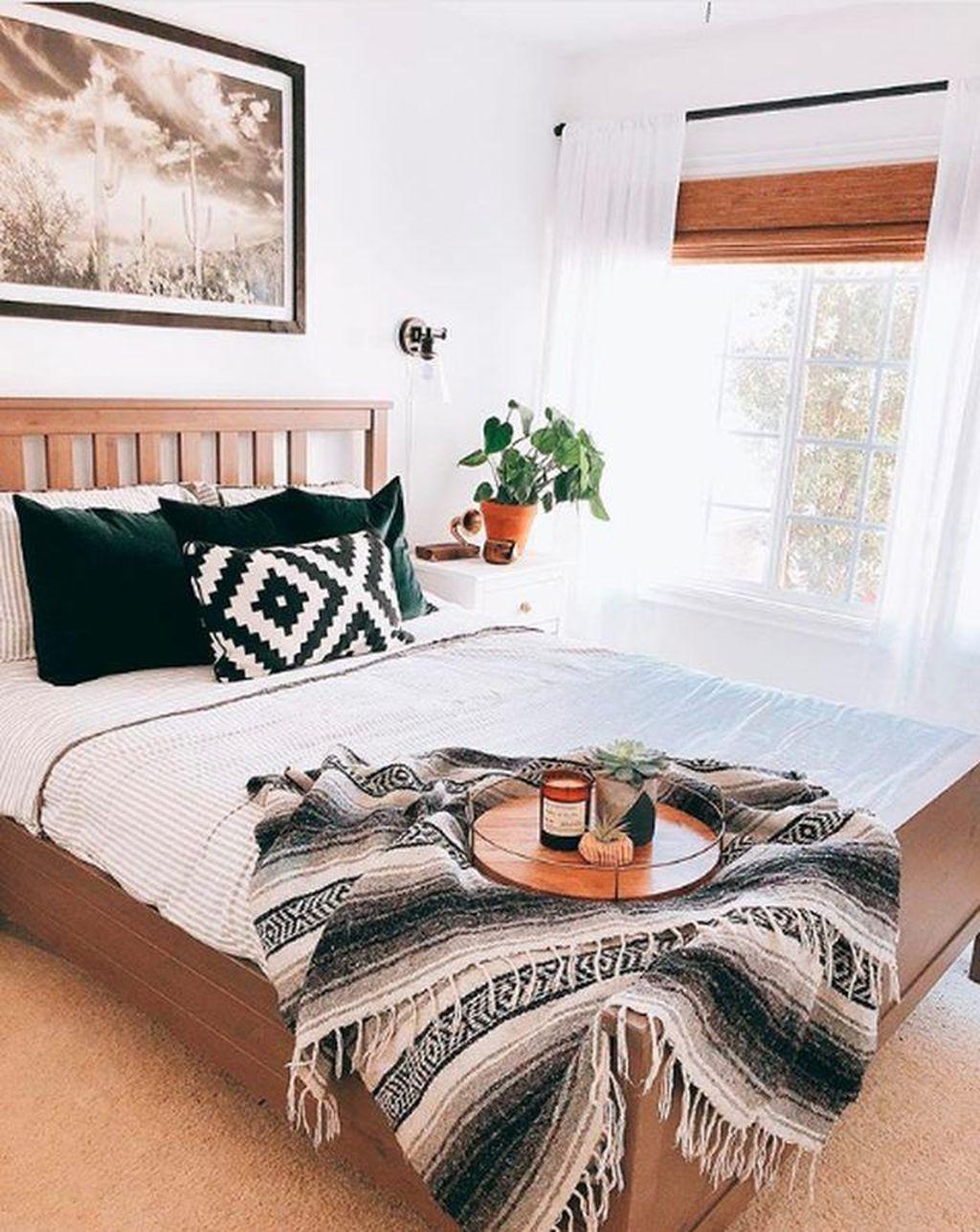 Awesome Boho Chic Bedroom Decor Ideas 25