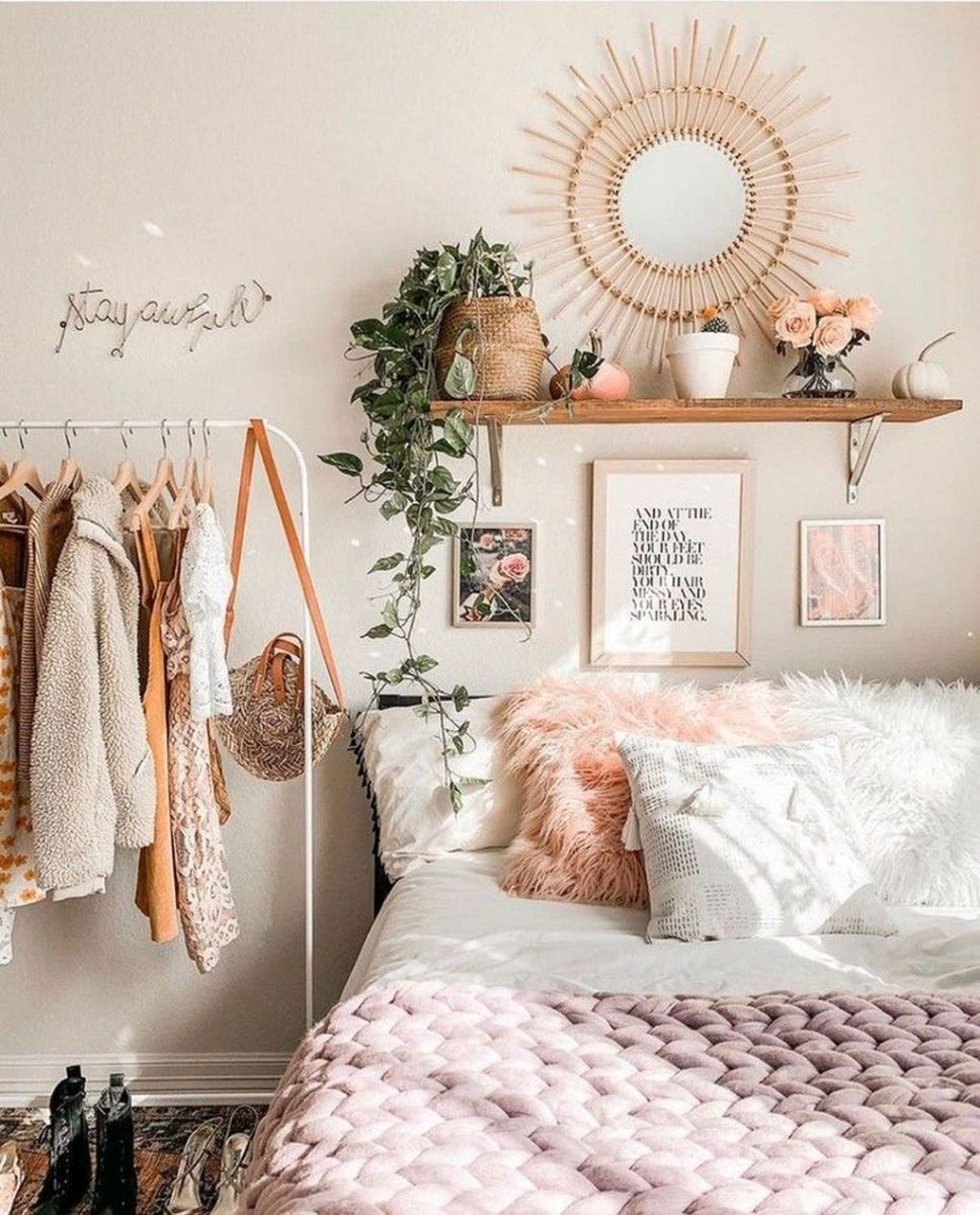 Awesome Boho Chic Bedroom Decor Ideas 28