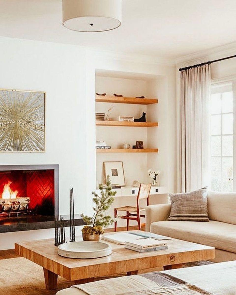 Best Neutral Living Room Decor Ideas 12