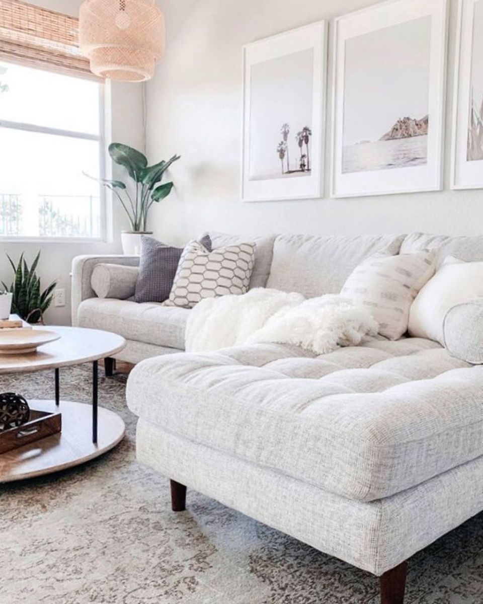 Best Neutral Living Room Decor Ideas 16