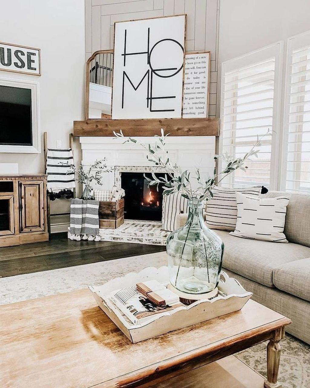 Best Neutral Living Room Decor Ideas 17