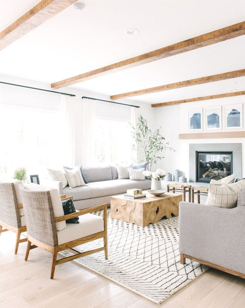 Best Neutral Living Room Decor Ideas 30