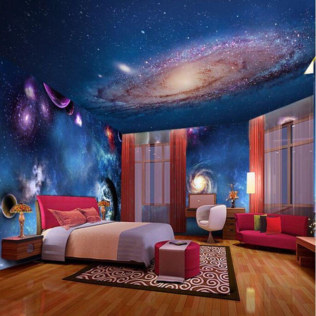 Fabulous Sky Bedroom Theme Decoration Ideas 01
