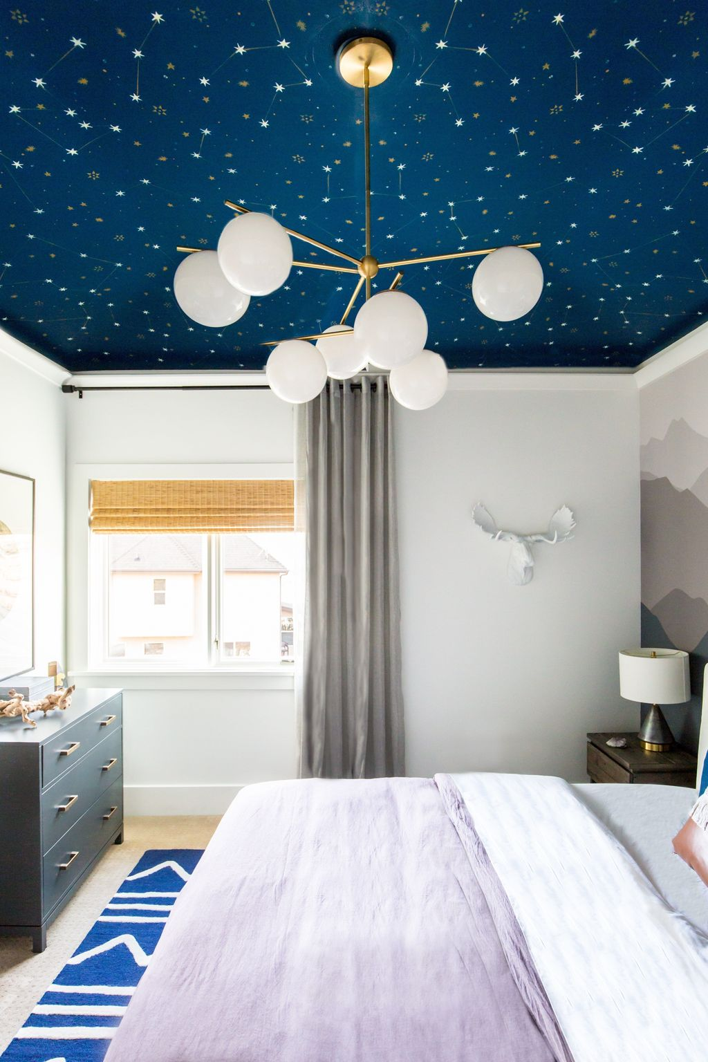 Fabulous Sky Bedroom Theme Decoration Ideas 21