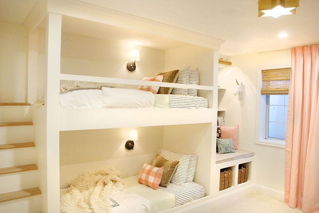 Fascinating Bunk Beds Design Ideas For Small Room 08