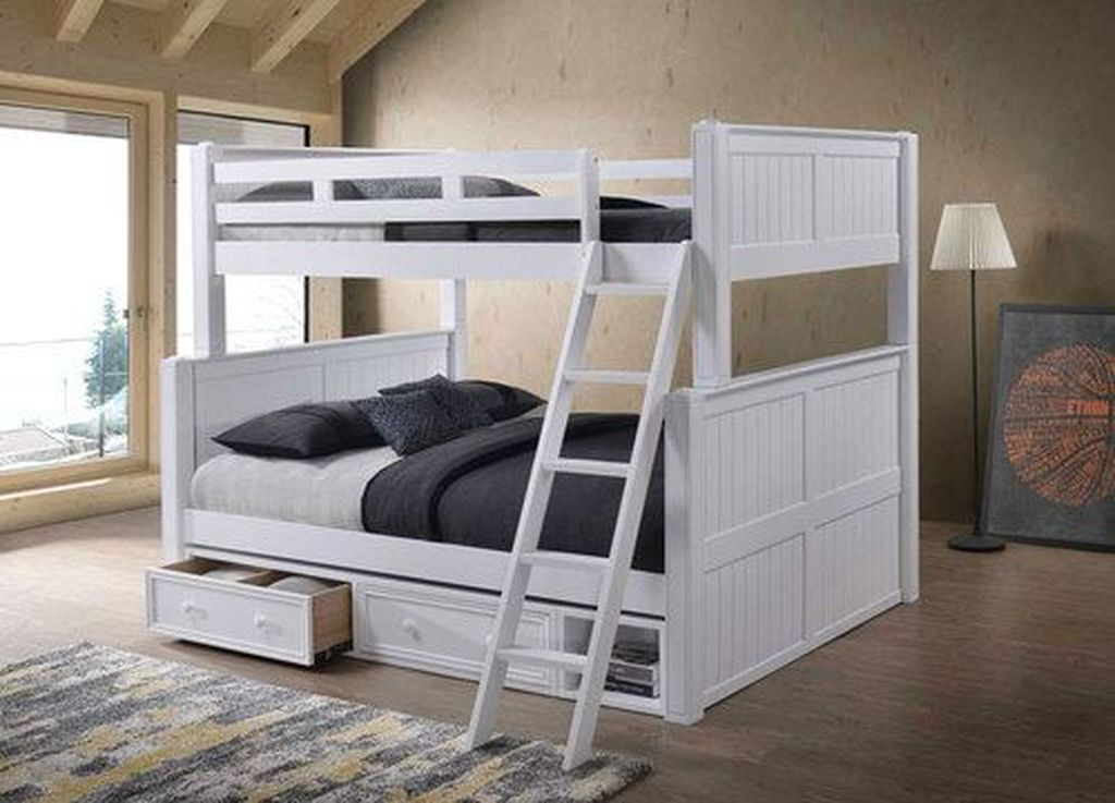 Fascinating Bunk Beds Design Ideas For Small Room 09