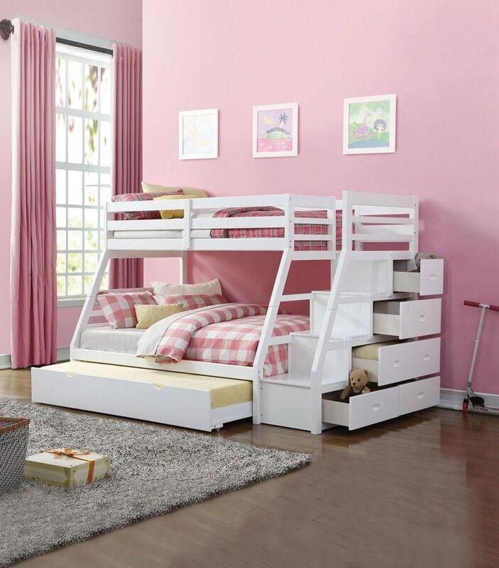 Fascinating Bunk Beds Design Ideas For Small Room 17