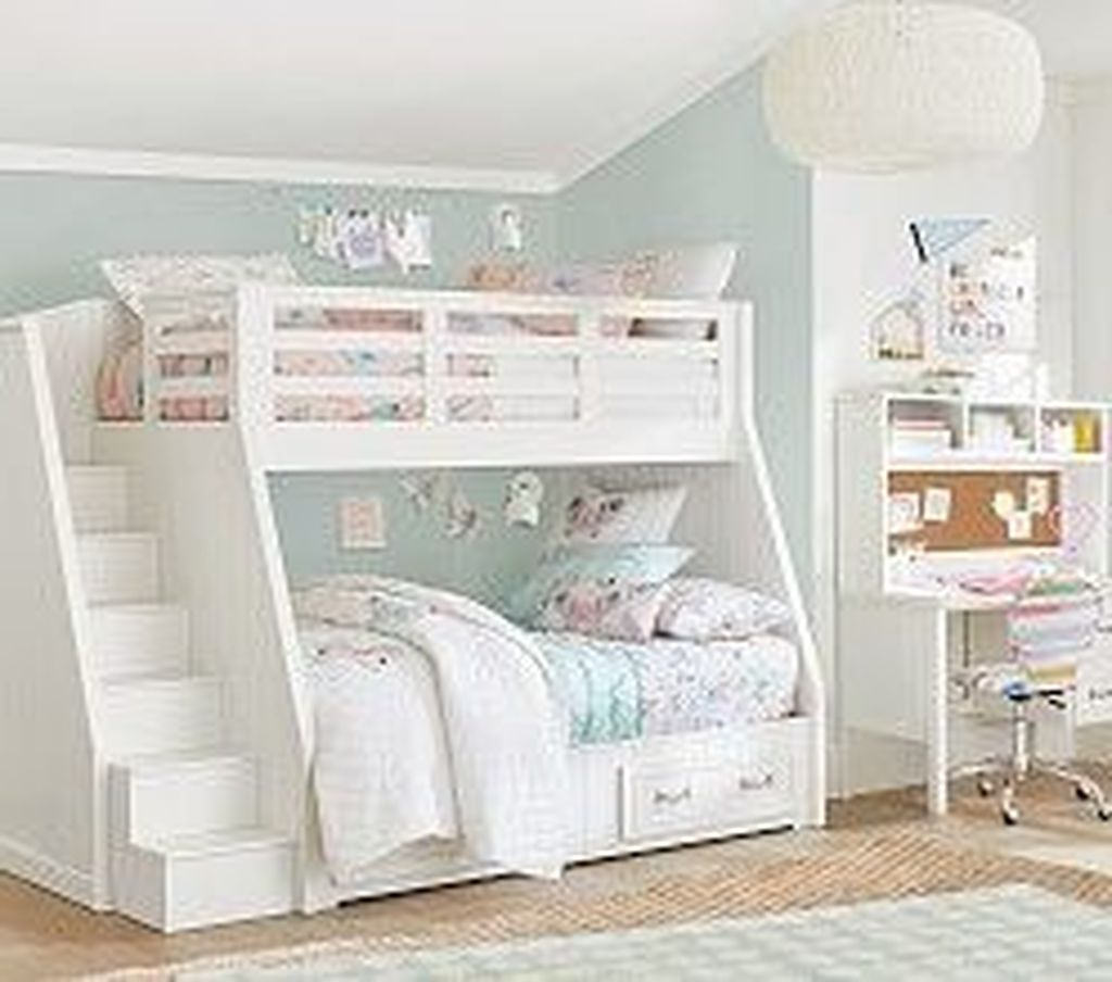 Fascinating Bunk Beds Design Ideas For Small Room 22