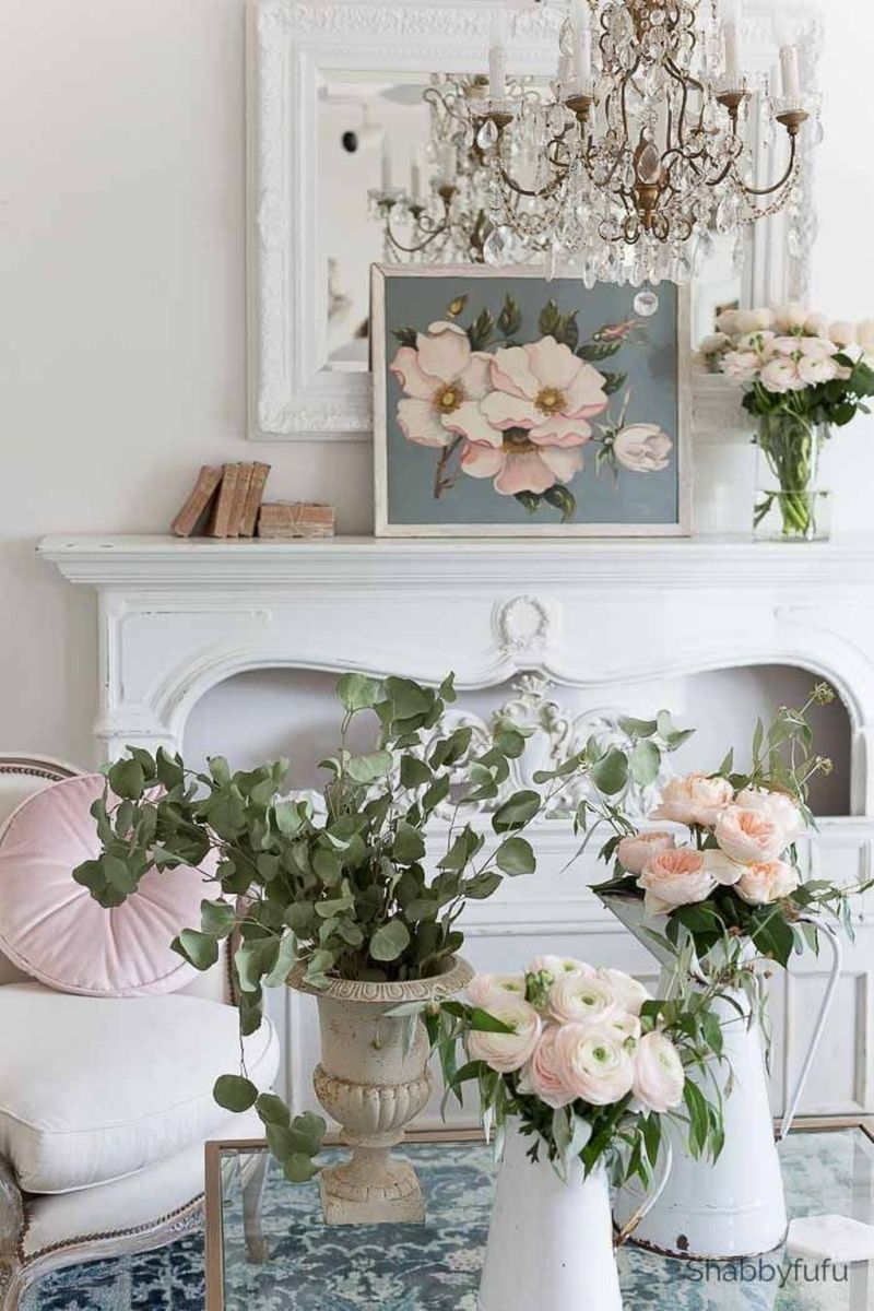 Gorgeous French Country Decorating Ideas 04