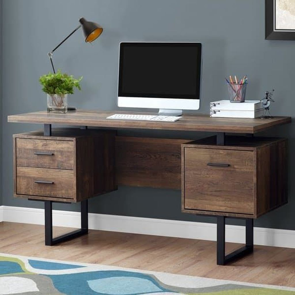 Inspiring Creative Desk Ideas You Must Try 14