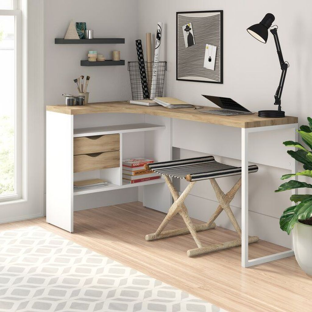 Inspiring Creative Desk Ideas You Must Try 23