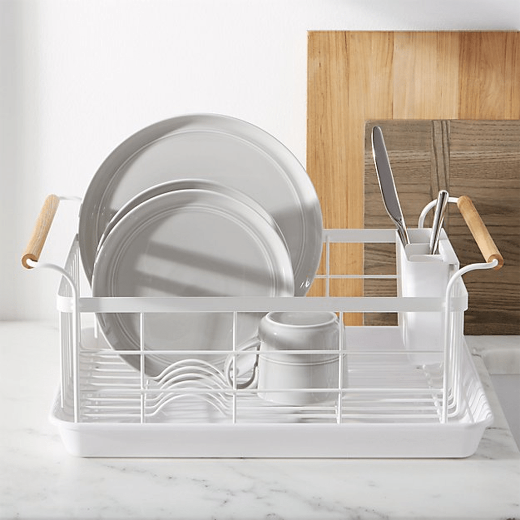 Inspiring Dish Rack Ideas For Your Kitchen 28