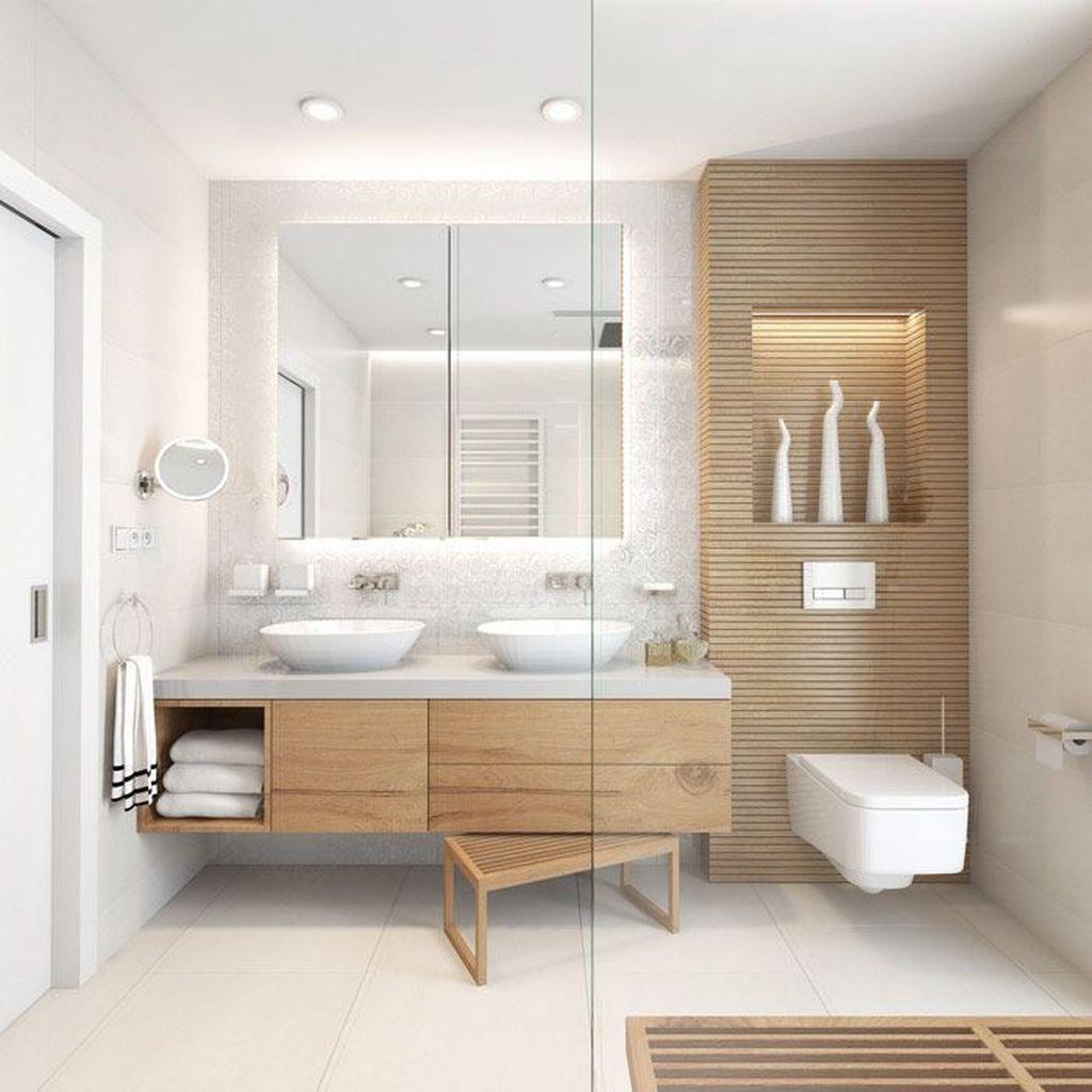 Stunning Bathroom Storage Design Ideas 03