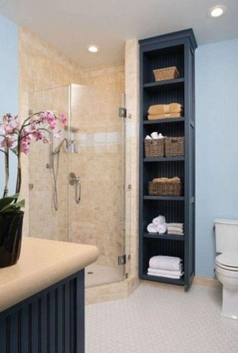 Stunning Bathroom Storage Design Ideas 09