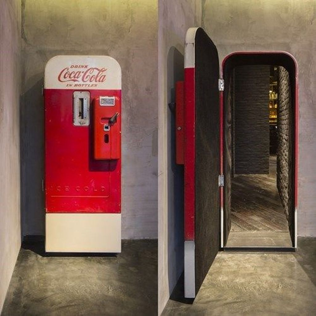 Stunning Hidden Room Design Ideas You Will Love 27