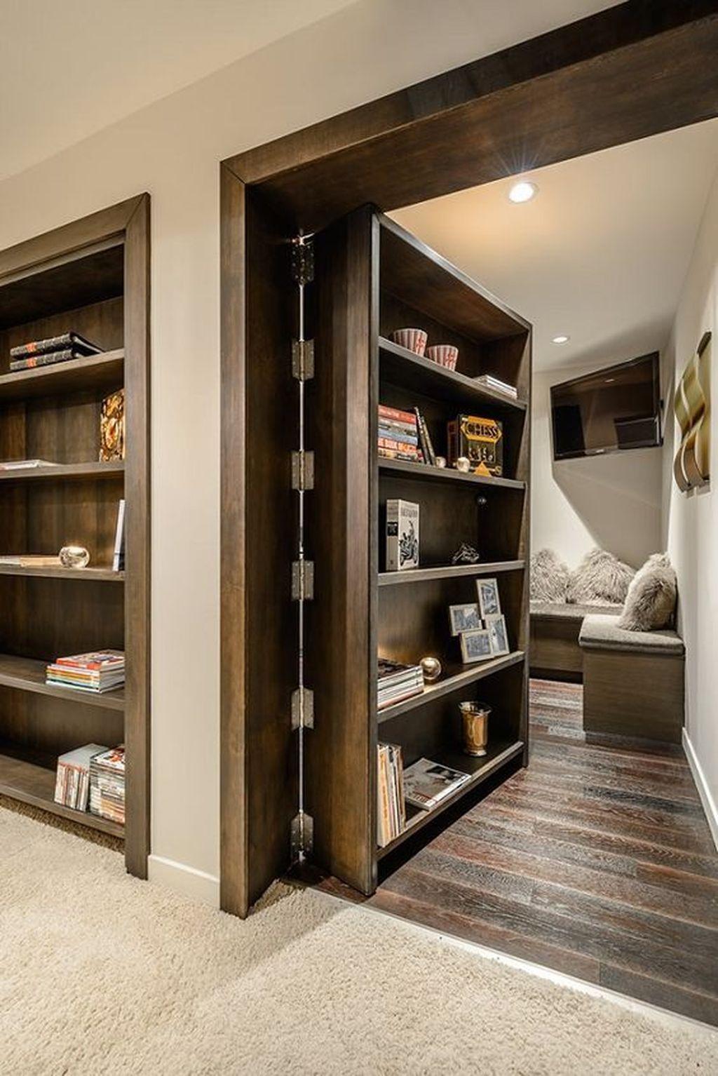 Stunning Hidden Room Design Ideas You Will Love 33