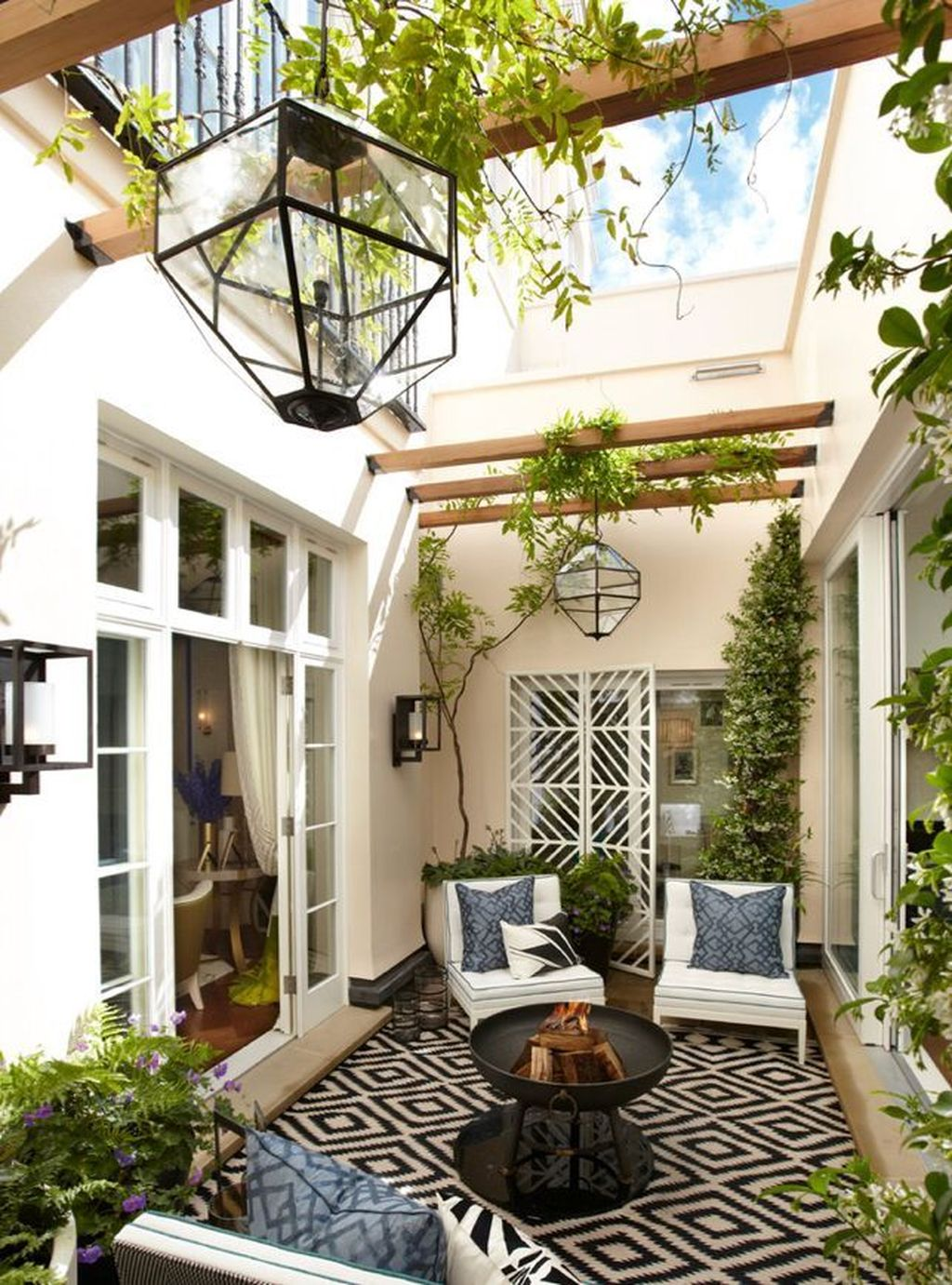 Stunning Rustic Patio Decorating Ideas 14
