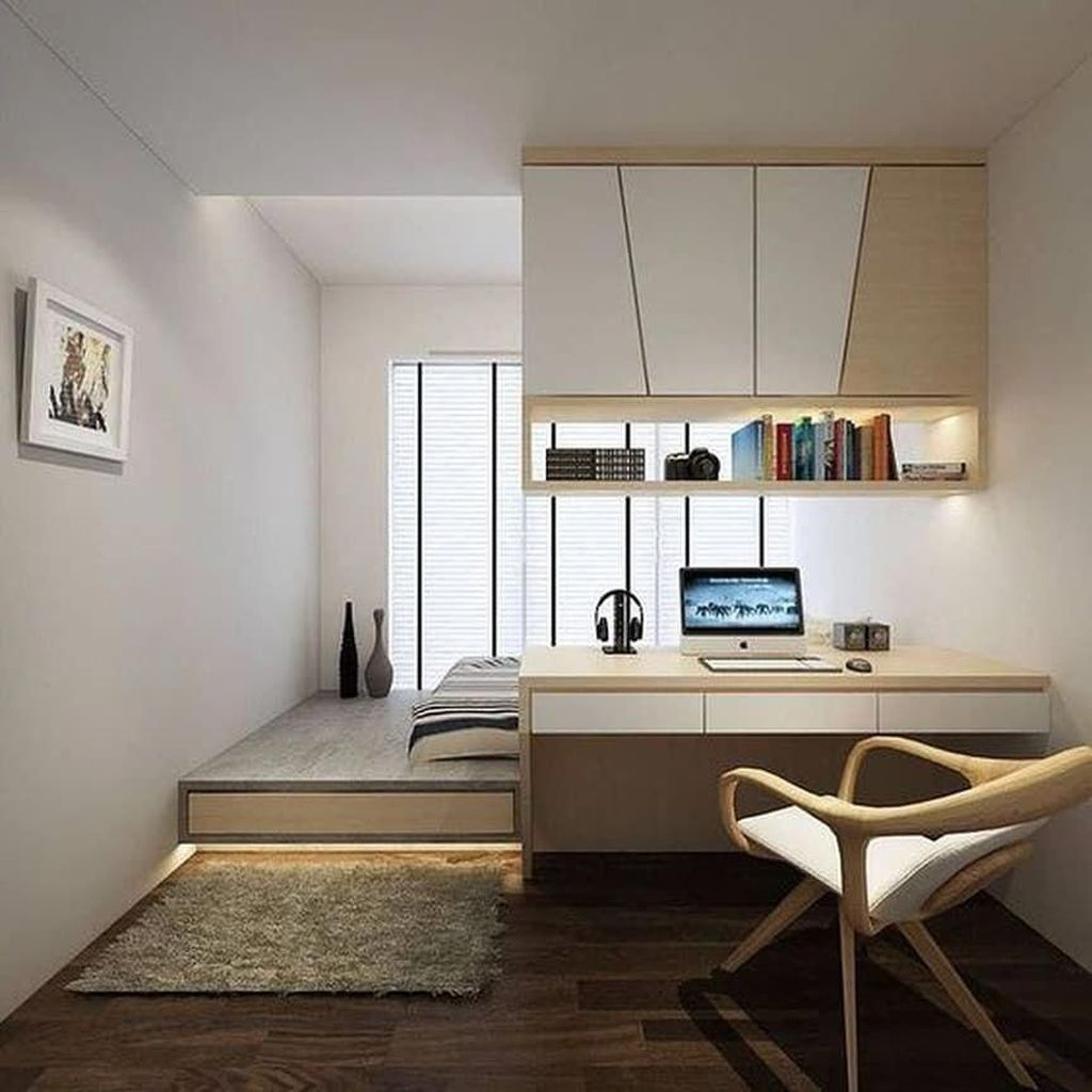 The Best Minimalist Furniture Ideas For Apartment 08