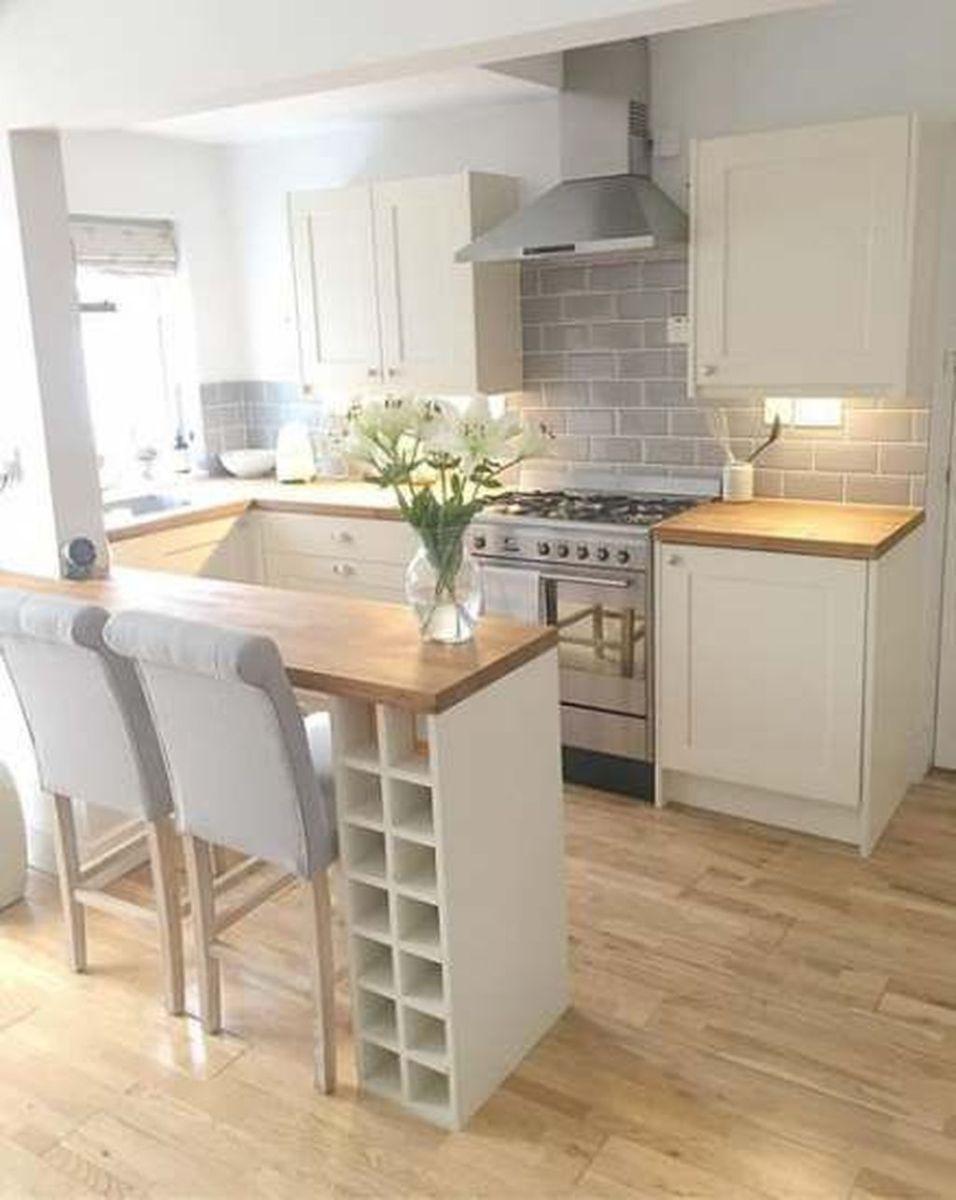 The Best Small Kitchen Design Ideas 06
