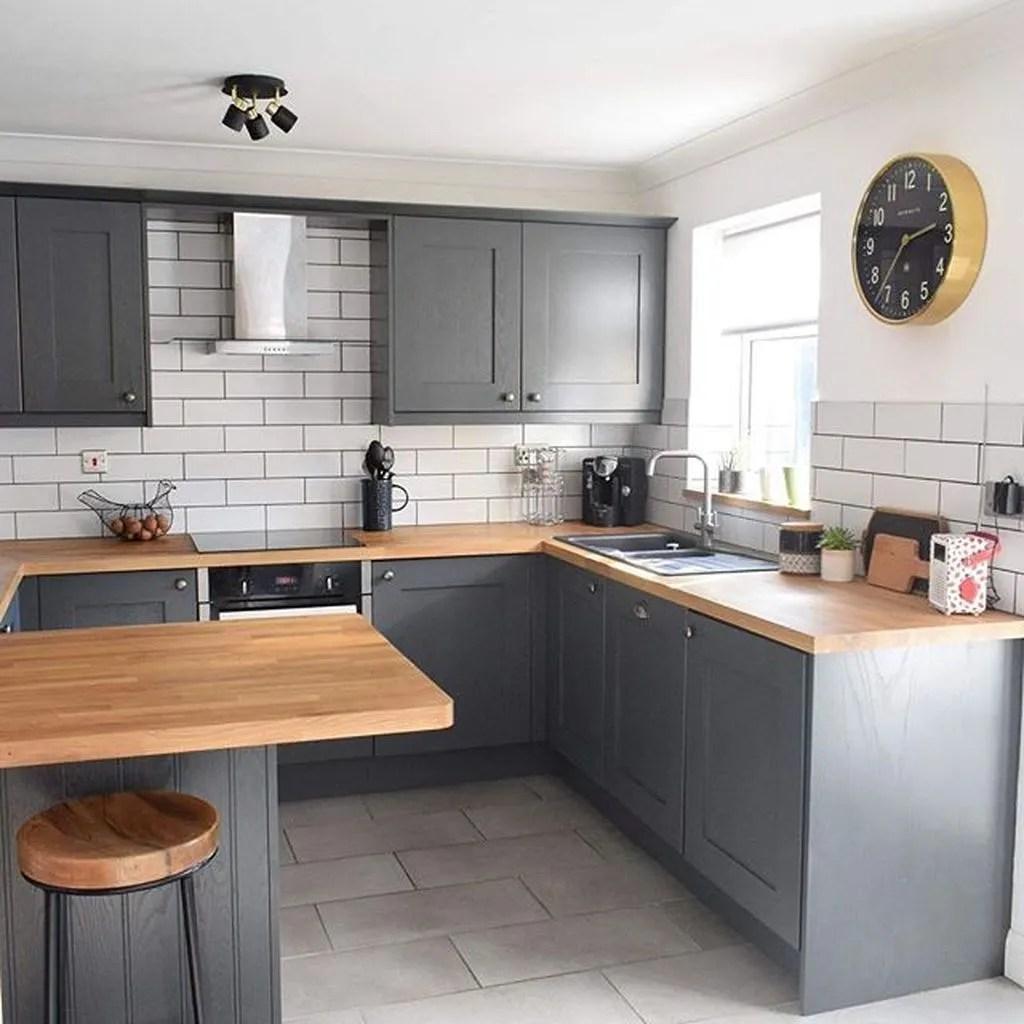 The Best Small Kitchen Design Ideas 09
