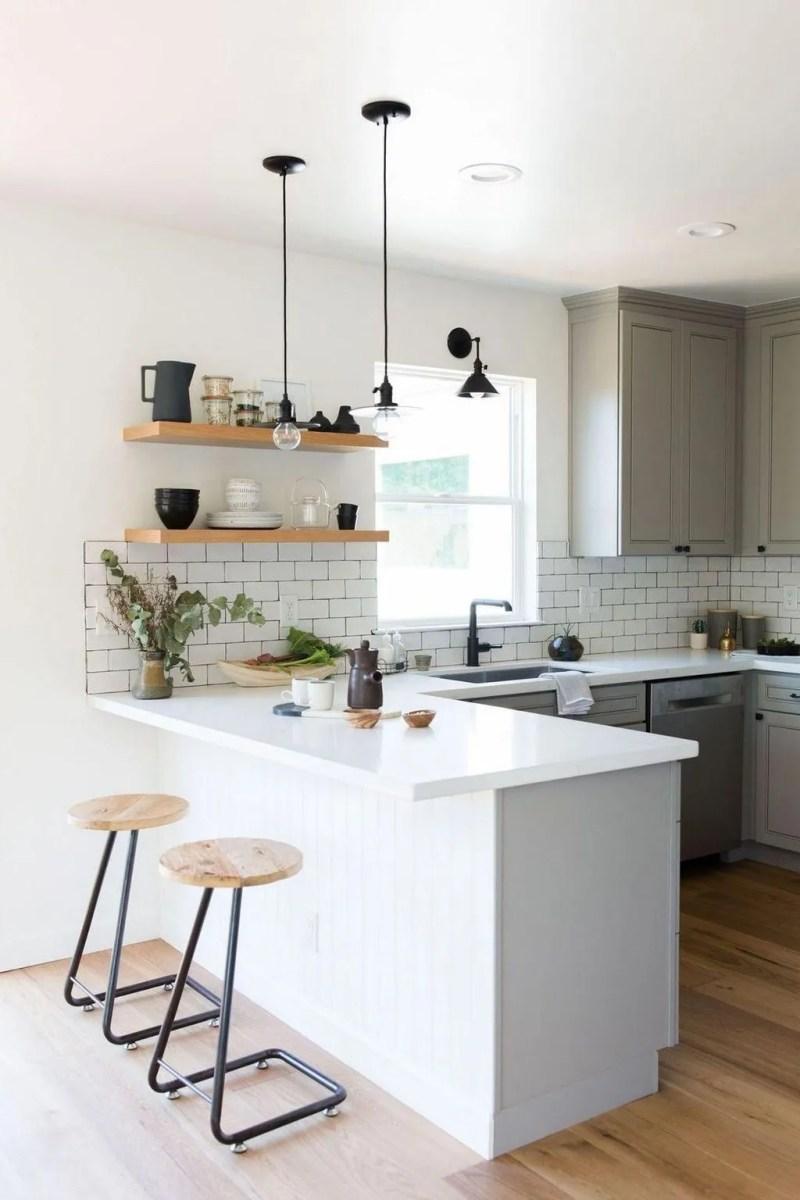 The Best Small Kitchen Design Ideas 18