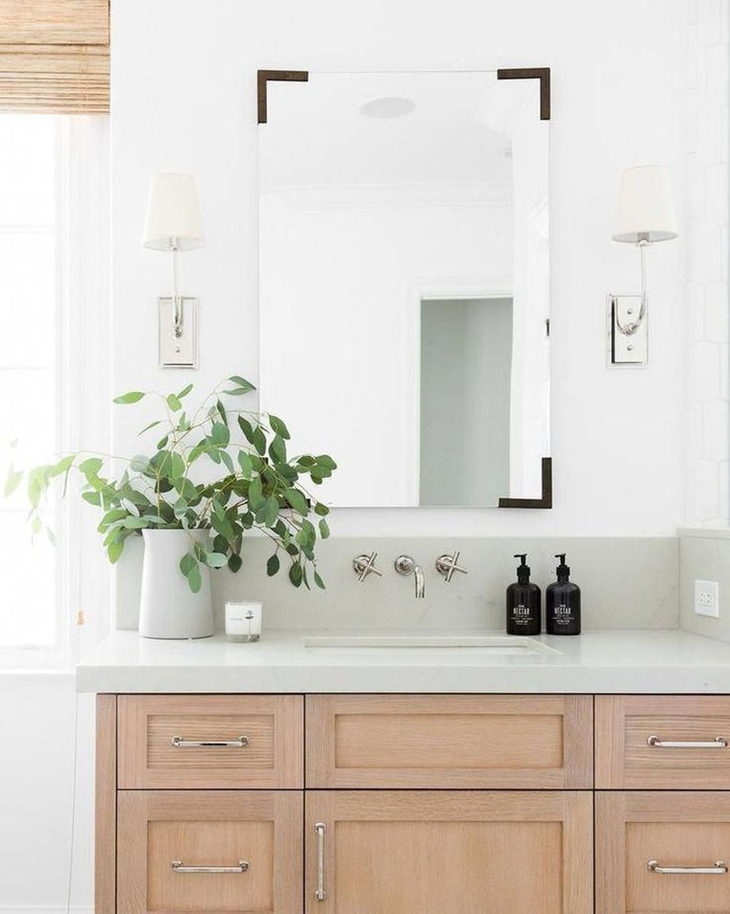 Admirable Rustic Modern Bathroom Design And Decor Ideas 03