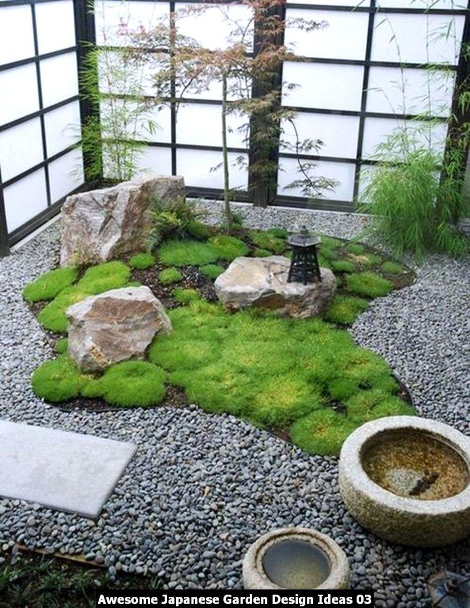 Awesome Japanese Garden Design Ideas 03
