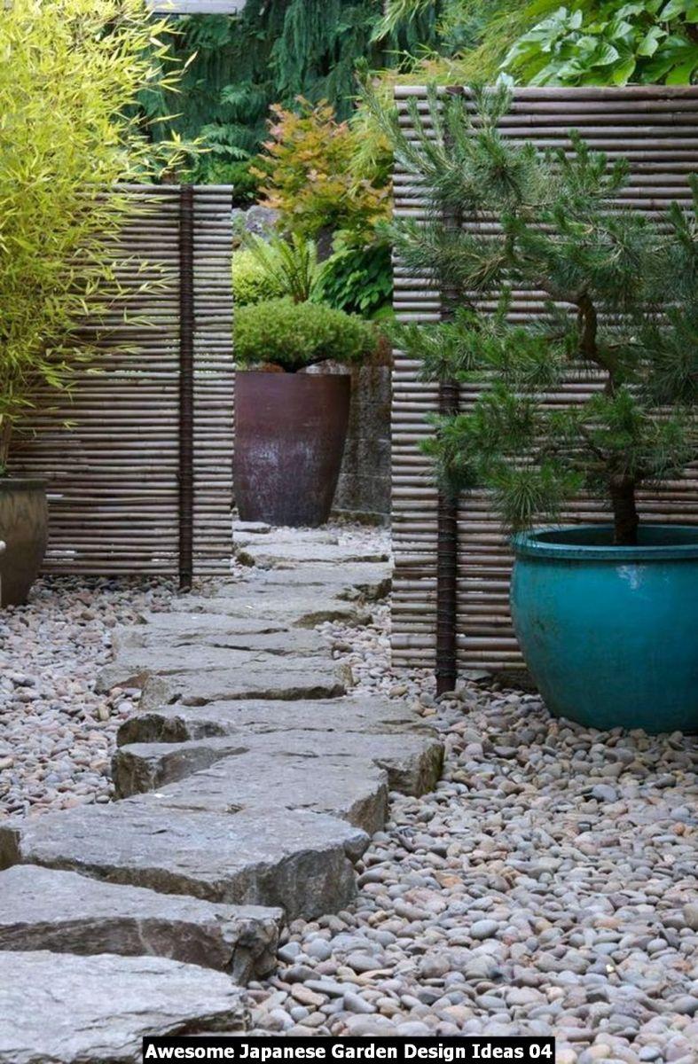 Awesome Japanese Garden Design Ideas 04