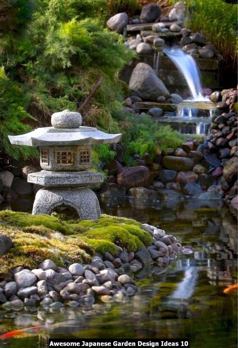 Awesome Japanese Garden Design Ideas 10