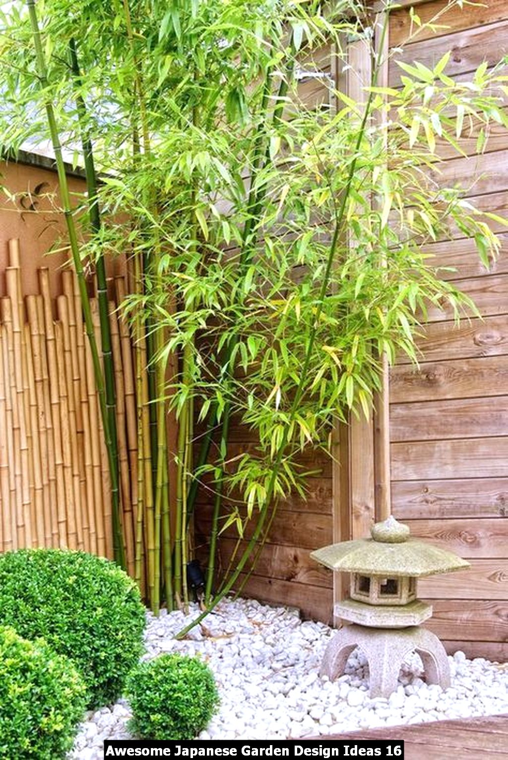 Awesome Japanese Garden Design Ideas 16