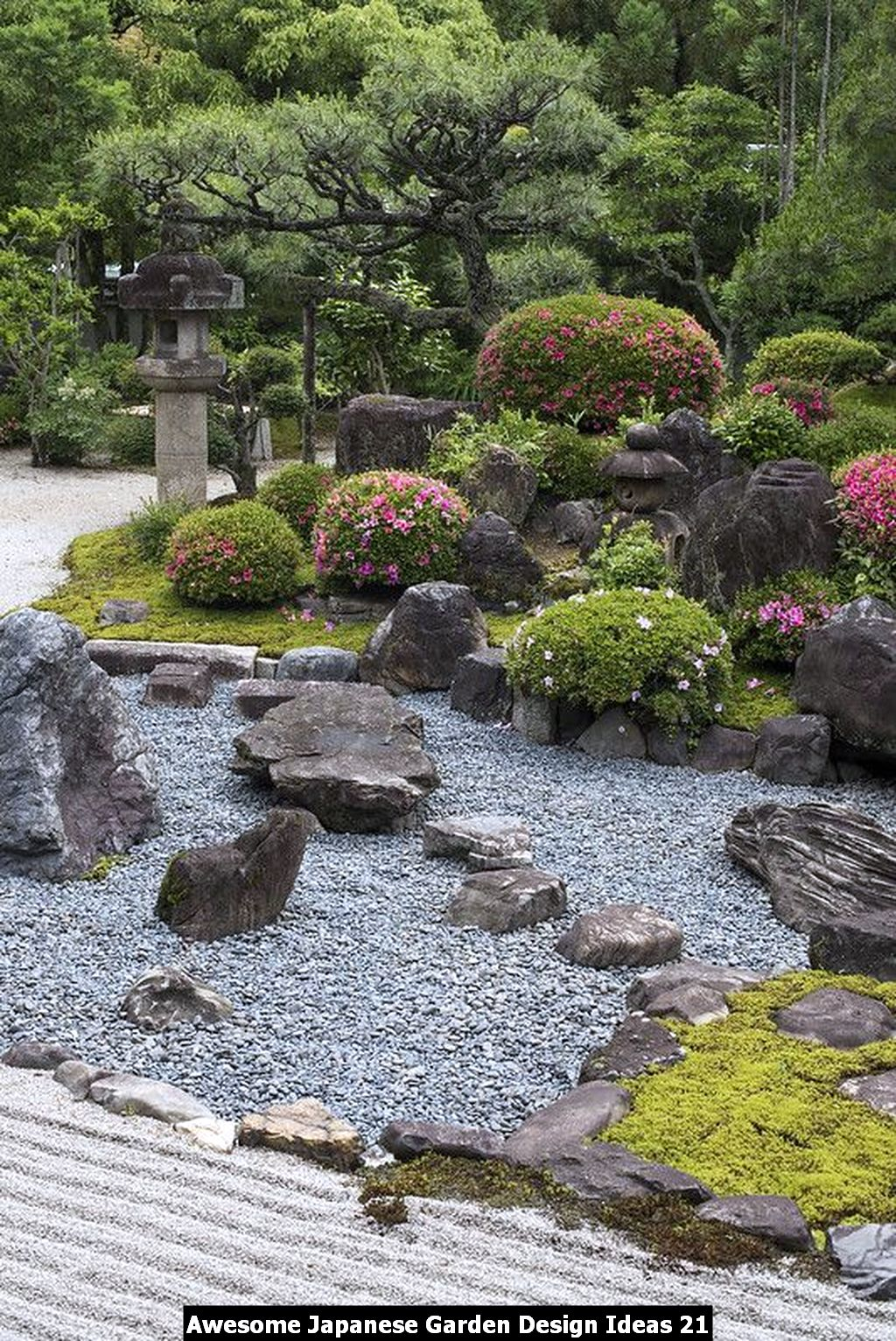Awesome Japanese Garden Design Ideas 21