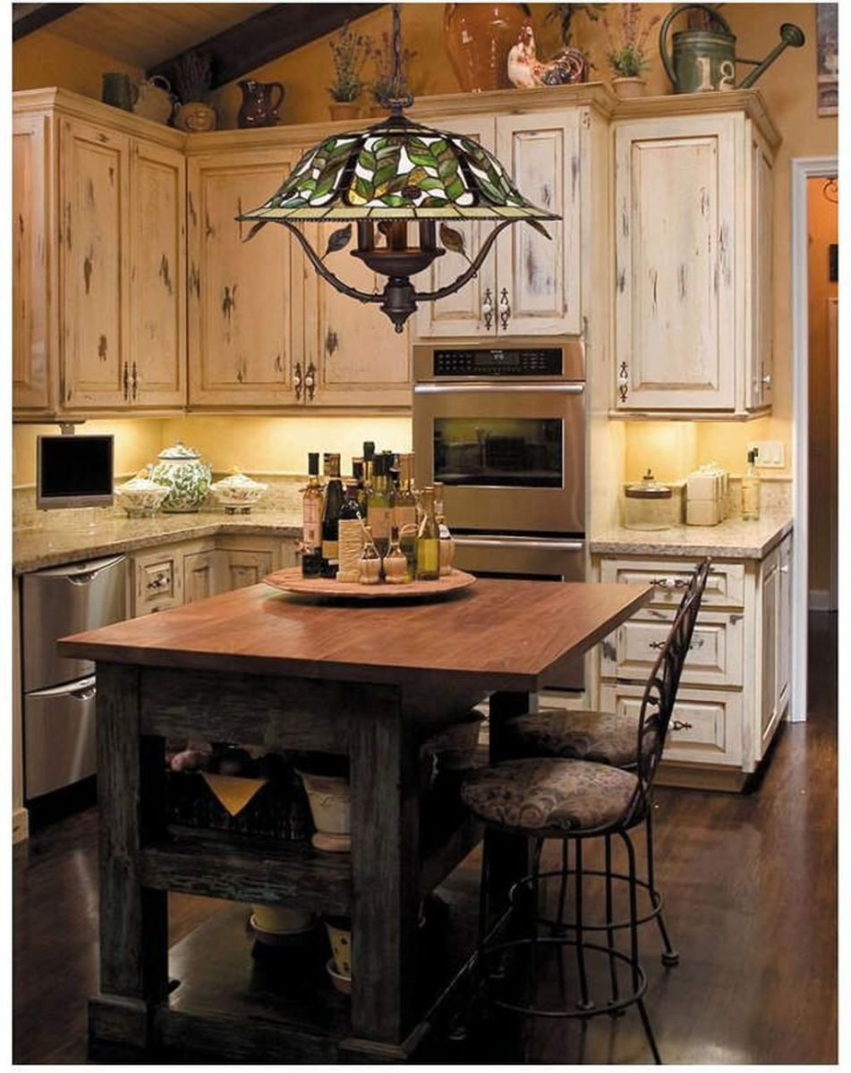 Awesome Rustic Kitchen Design Ideas 22