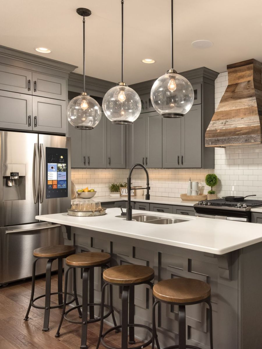 Awesome Rustic Kitchen Design Ideas 38
