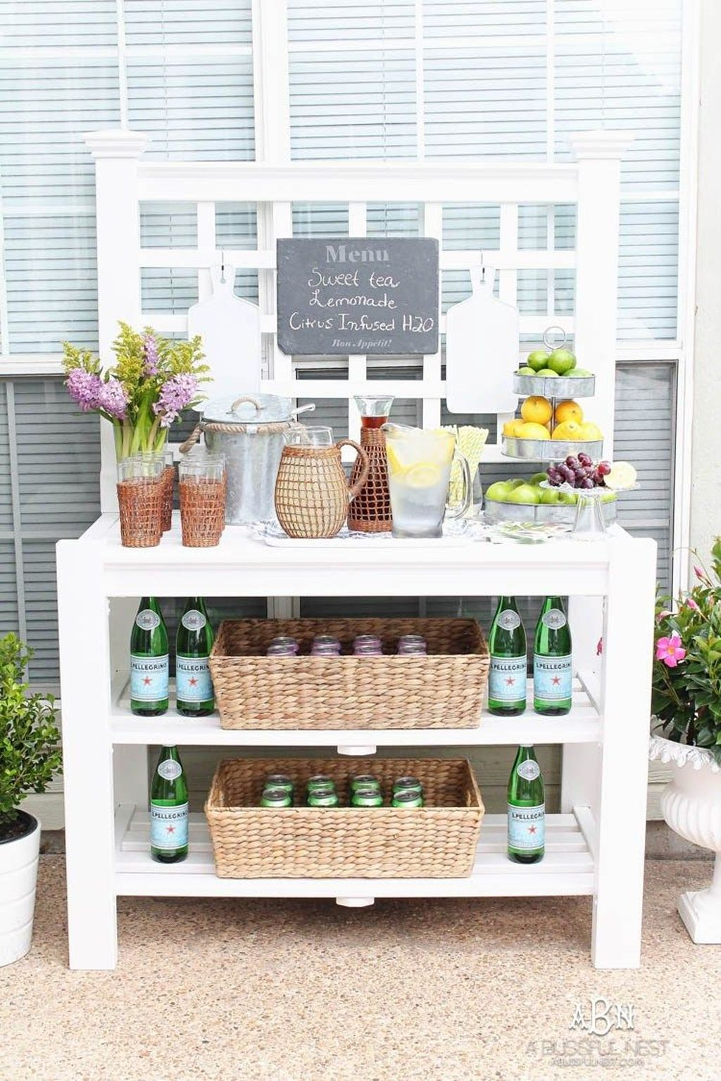 Beautiful Outdoor Summer Decor Ideas 03