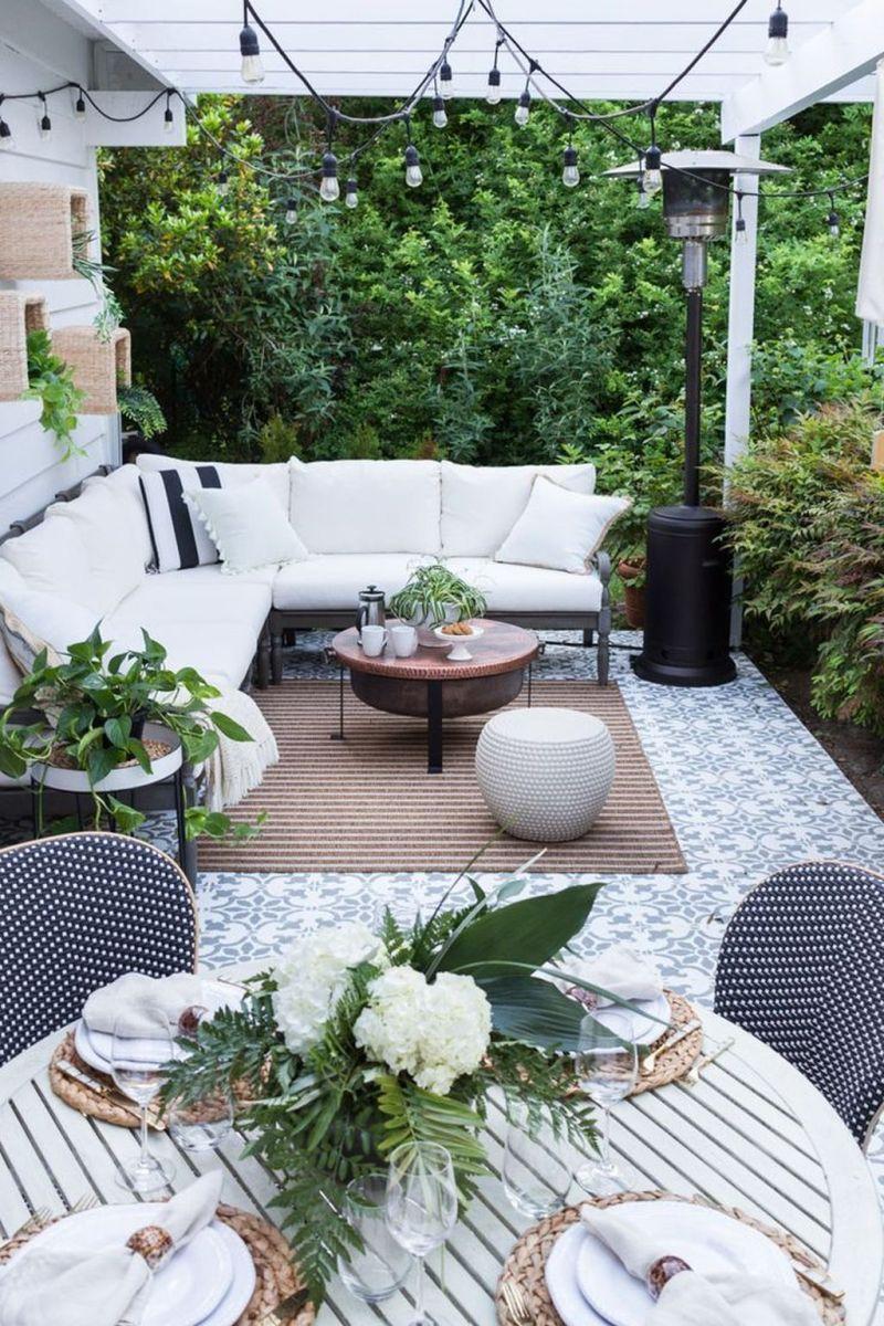 Beautiful Outdoor Summer Decor Ideas 32