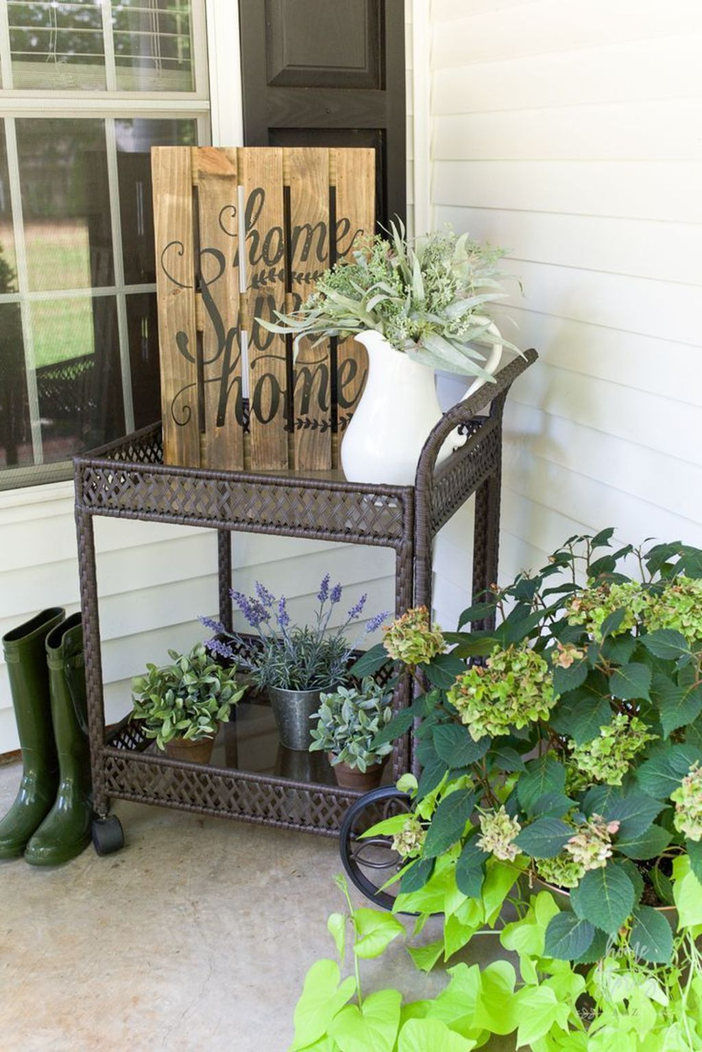 Beautiful Outdoor Summer Decor Ideas 33