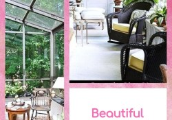 Beautiful Sunroom Decorating Ideas