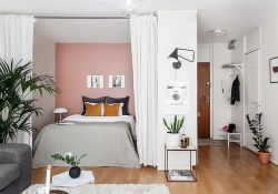 Brilliant Tiny Apartment Decorating Ideas You Should Copy 15