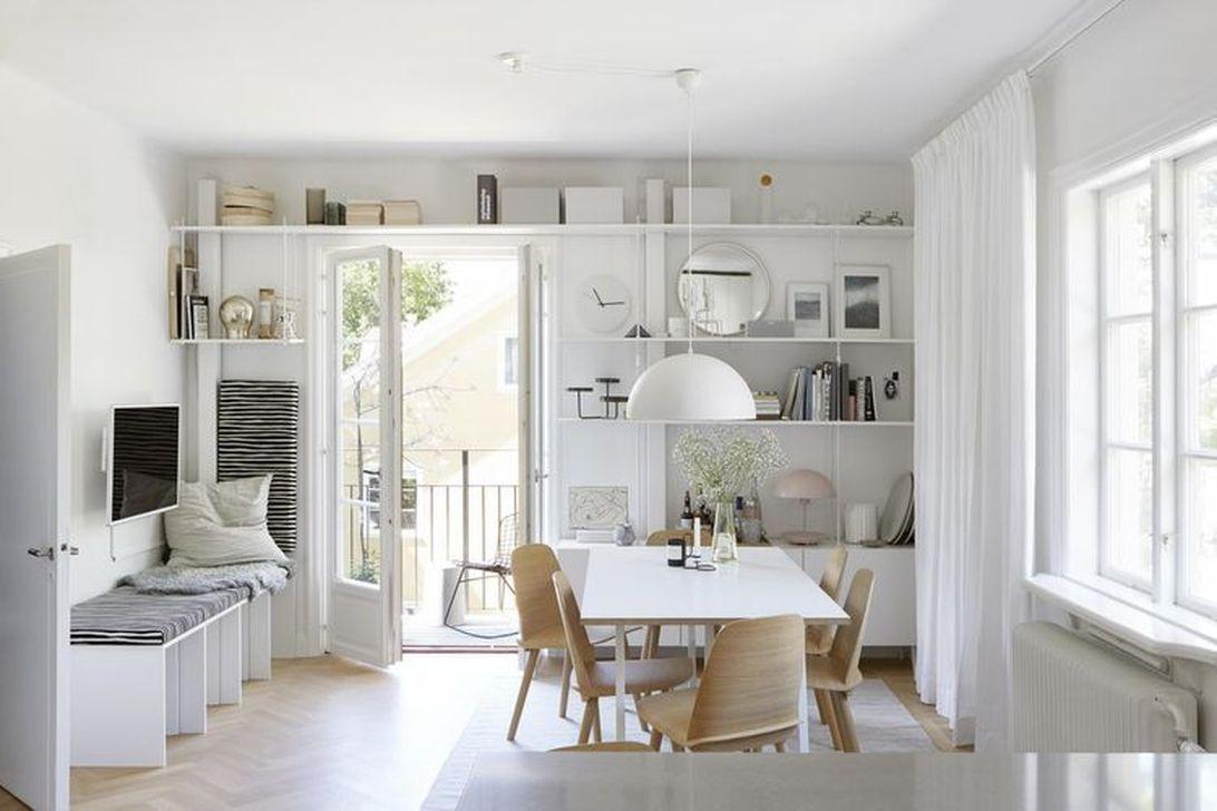 Brilliant Tiny Apartment Decorating Ideas You Should Copy 30