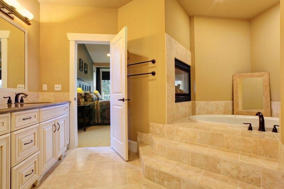 Creative Sunny Yellow Bathroom Decor For Summer 17