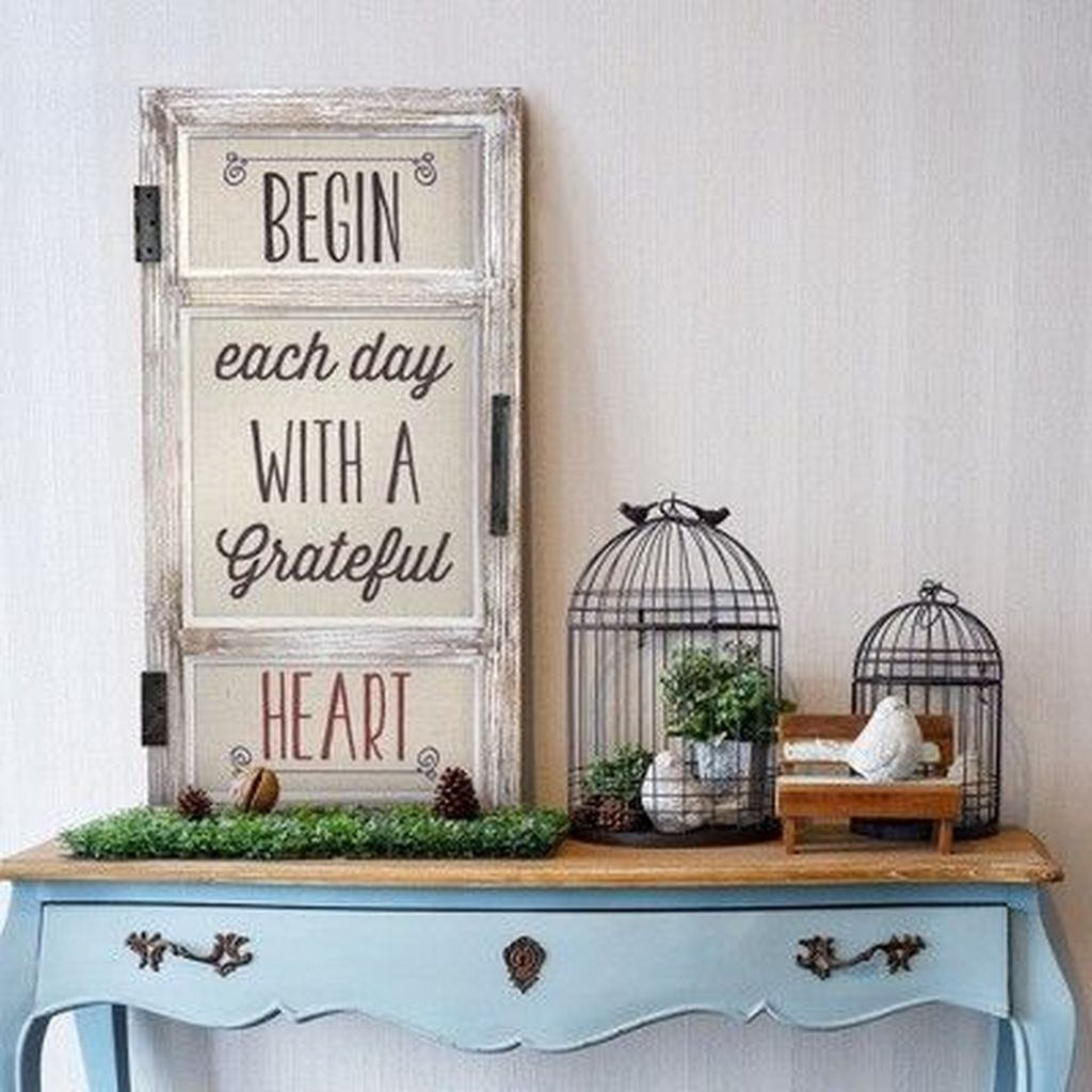 Fabulous Summer Farmhouse Decor Ideas You Will Love 10