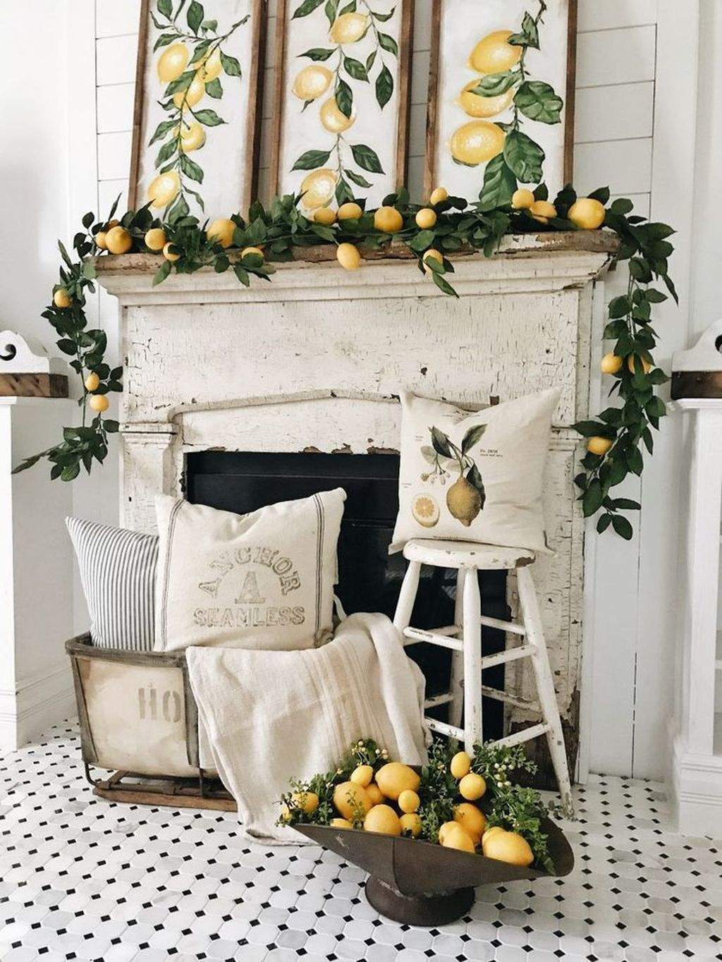 Fabulous Summer Farmhouse Decor Ideas You Will Love 11