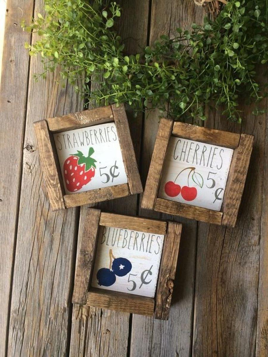 Fabulous Summer Farmhouse Decor Ideas You Will Love 24