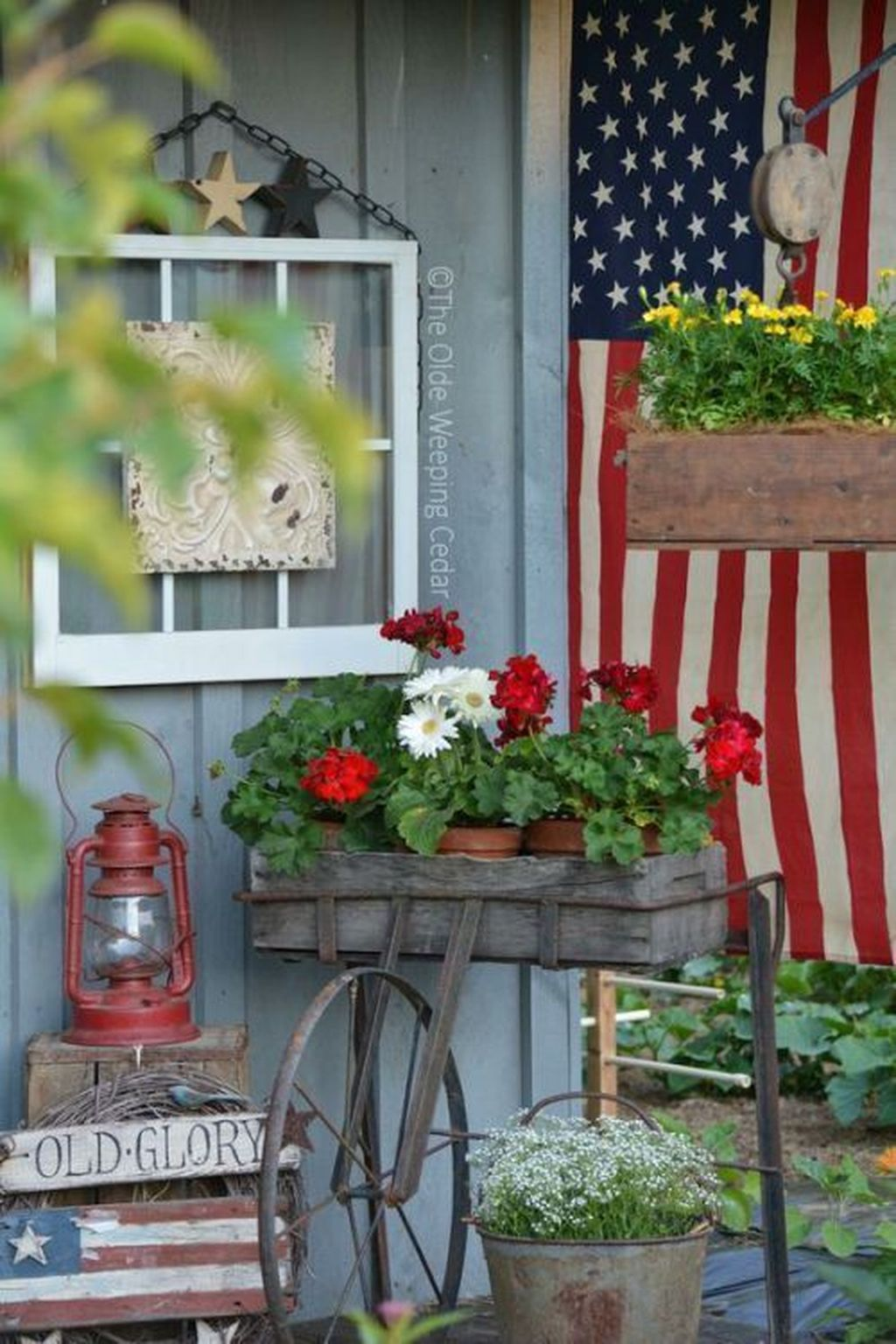 Fabulous Summer Farmhouse Decor Ideas You Will Love 38