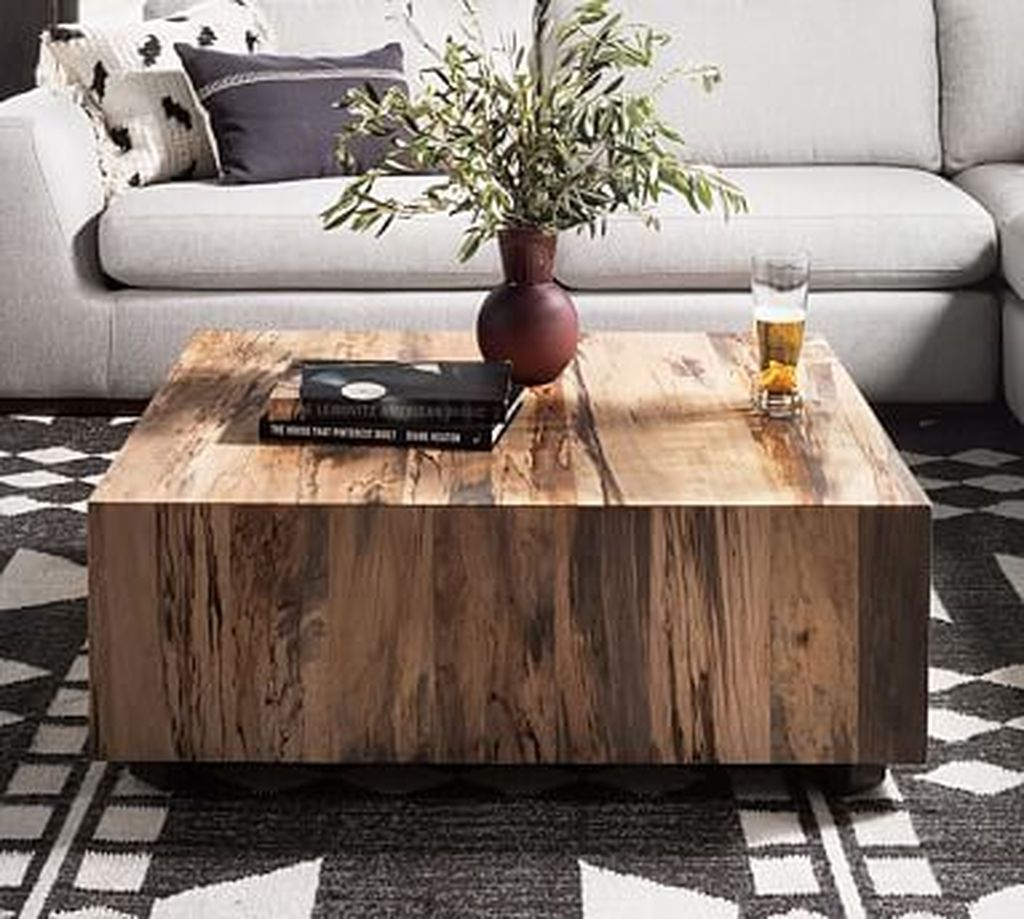 Fascinating Modern Coffee Tables Design Ideas 40