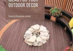 Inspiring Wooden Deck Patio Design Ideas For Your Outdoor Decor