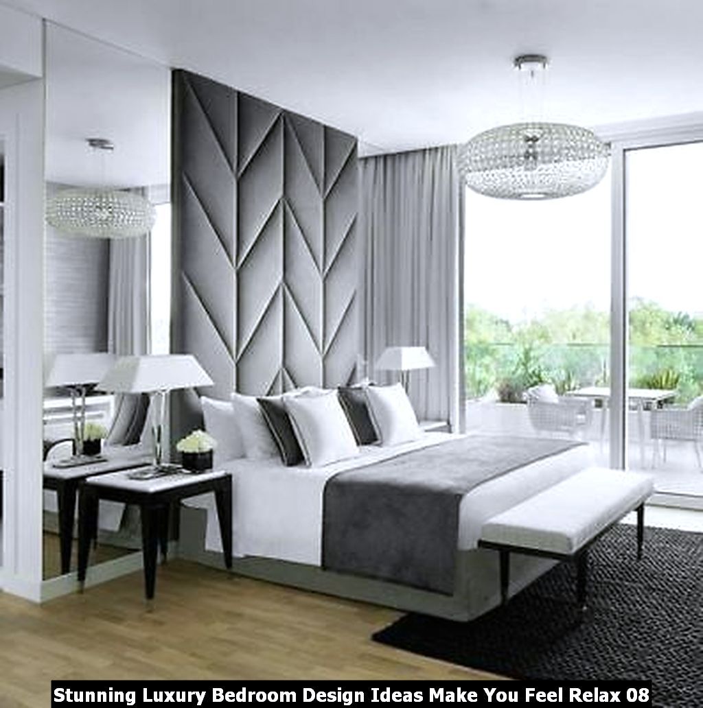 Stunning Luxury Bedroom Design Ideas Make You Feel Relax 08