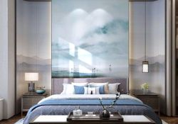 Stunning Luxury Bedroom Design Ideas Make You Feel Relax 32