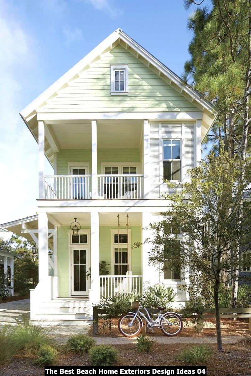 The Best Beach Home Exteriors Design Ideas 04
